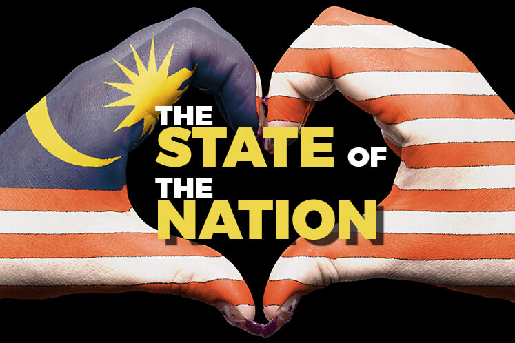 The State of the Nation: About RM100 mil more expected from 'fortunate' 2,000