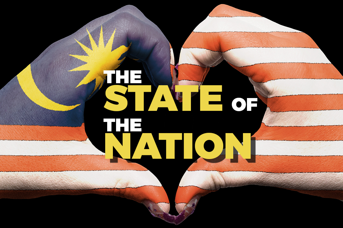 The State of the Nation:  Fourth wave of infections threatens economic recovery
