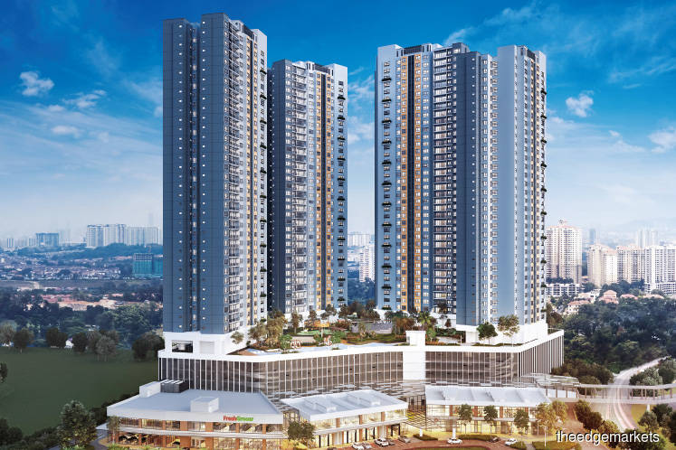 Bukit jalil: Berjaya Land to launch The Tropika Block B in 3Q2019