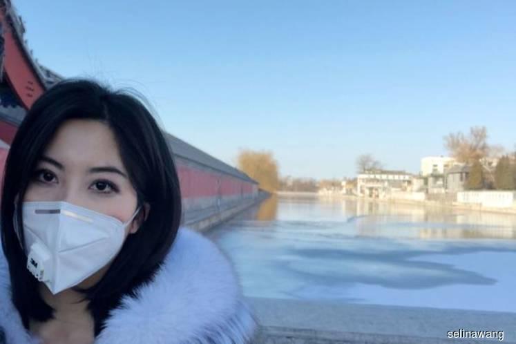 The author, Selina Wang