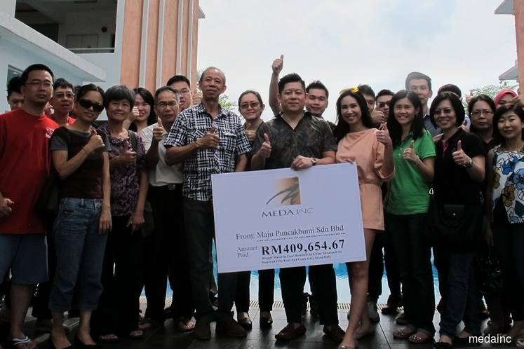 Meda Inc's new shareholder to settle outstanding rental payments with The Arc @ Cyberjaya owners