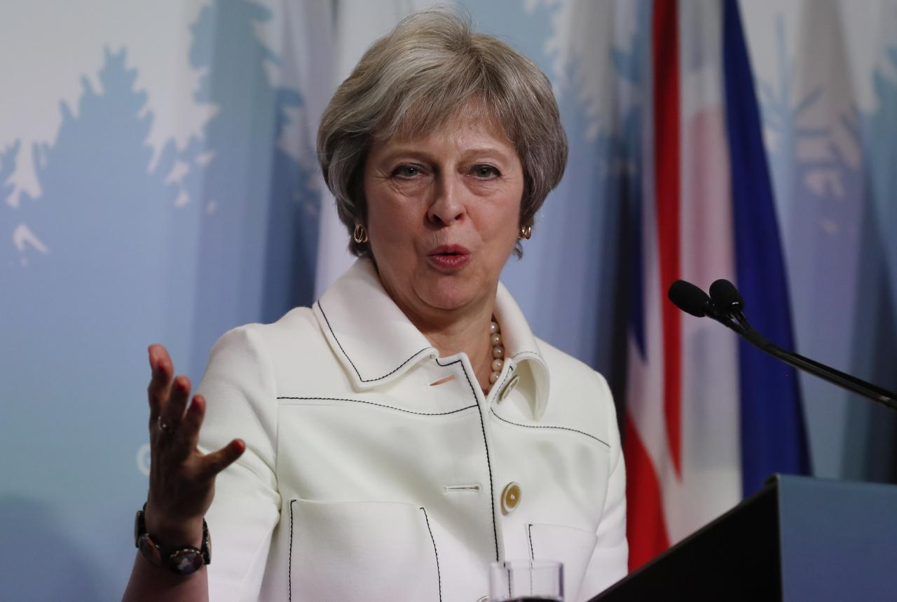 EU has Brexit message for May: Decide what you want