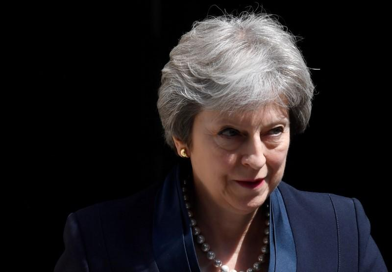 EU urges May to seize Labour opening as way out of Brexit impasse