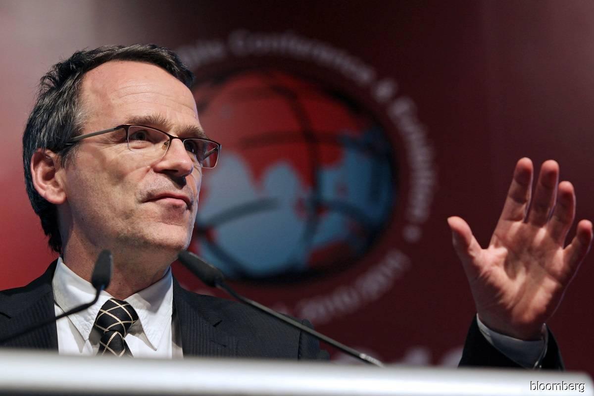 Thomas Mielke (Bloomberg file photo)