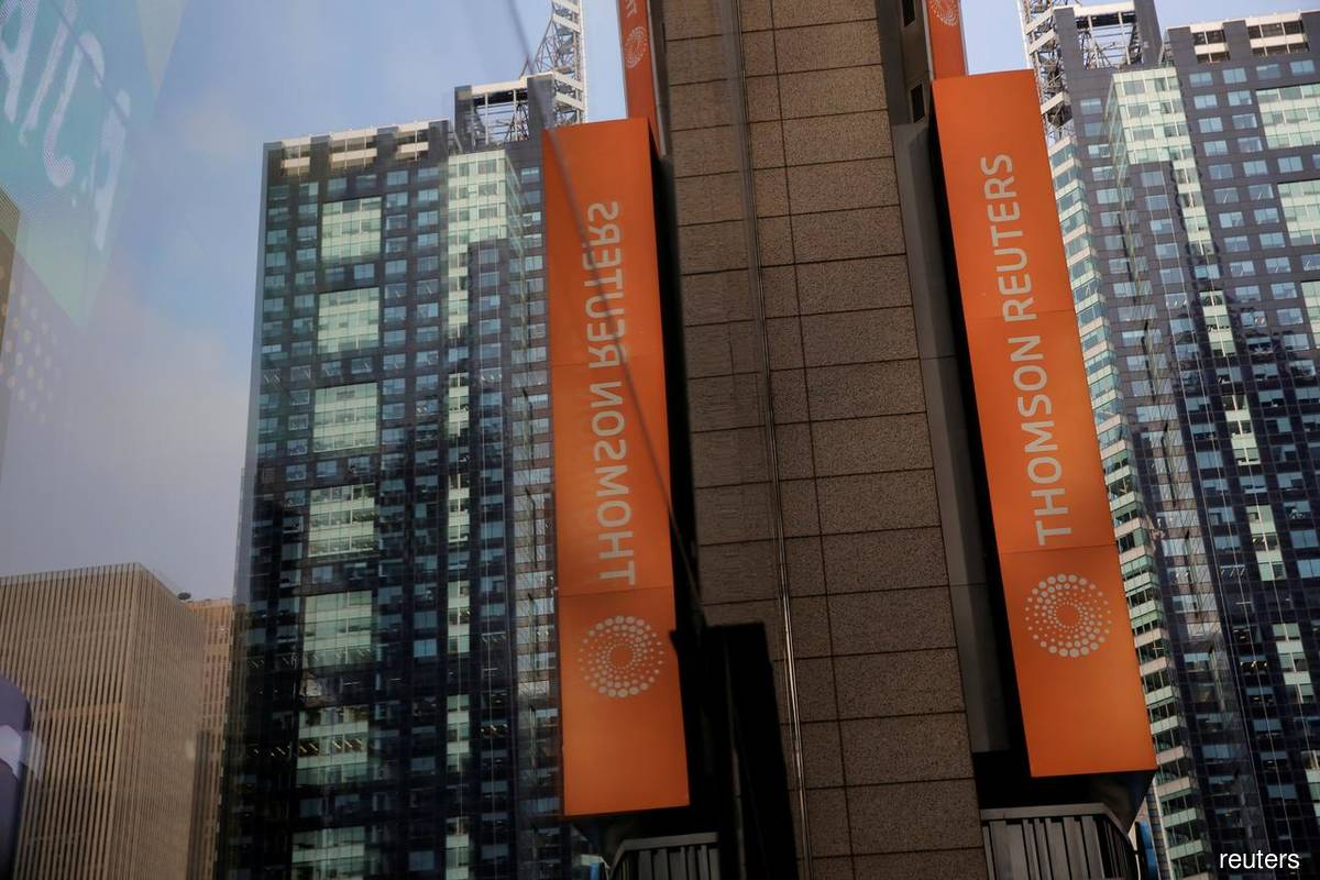 Thomson Reuters 2020 outlook steady as profit exceeds forecasts