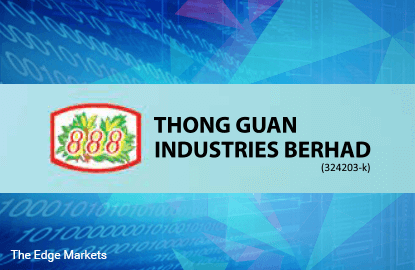Stock With Momentum: Thong Guan Industries