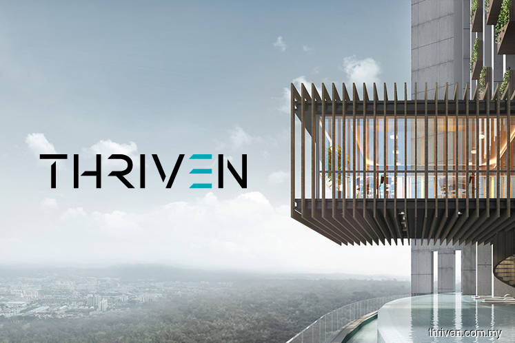 Thriven up 1.11% on renewed buying interest