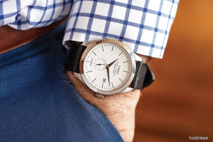 Watches: Timex is making watches in America again, here is the first one