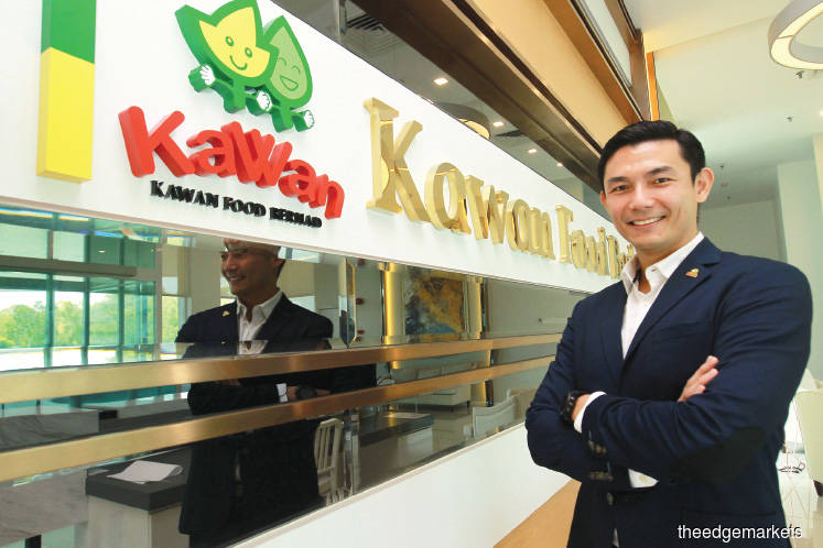 Kawan Food ready to go into high gear