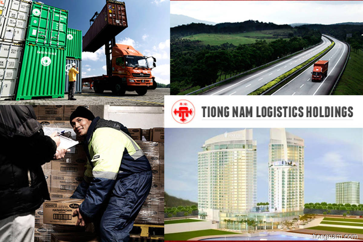 Tiong Nam returns to black in 2Q as logistics and warehousing segment recovers
