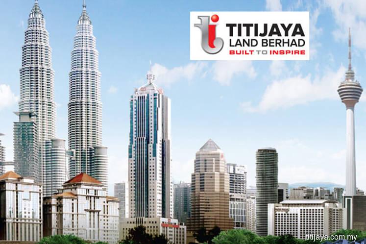 Titijaya up 8.62% on partnering Tokyu Land to develop RM1.5b Riveria City