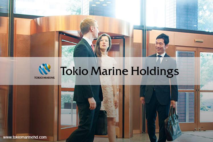 Tokio Marine hires BNP for advice to pare down stake