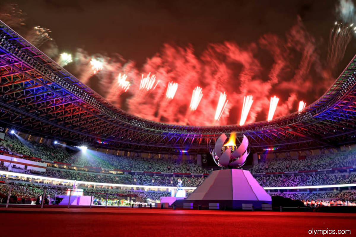 2020 Paralympics closing ceremony: From Tokyo with love to Paris