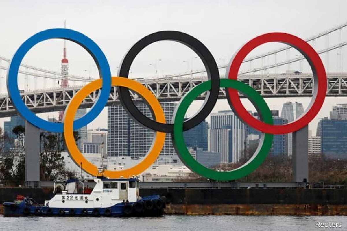 Domestic sponsors agree to extend contracts for delayed Tokyo games