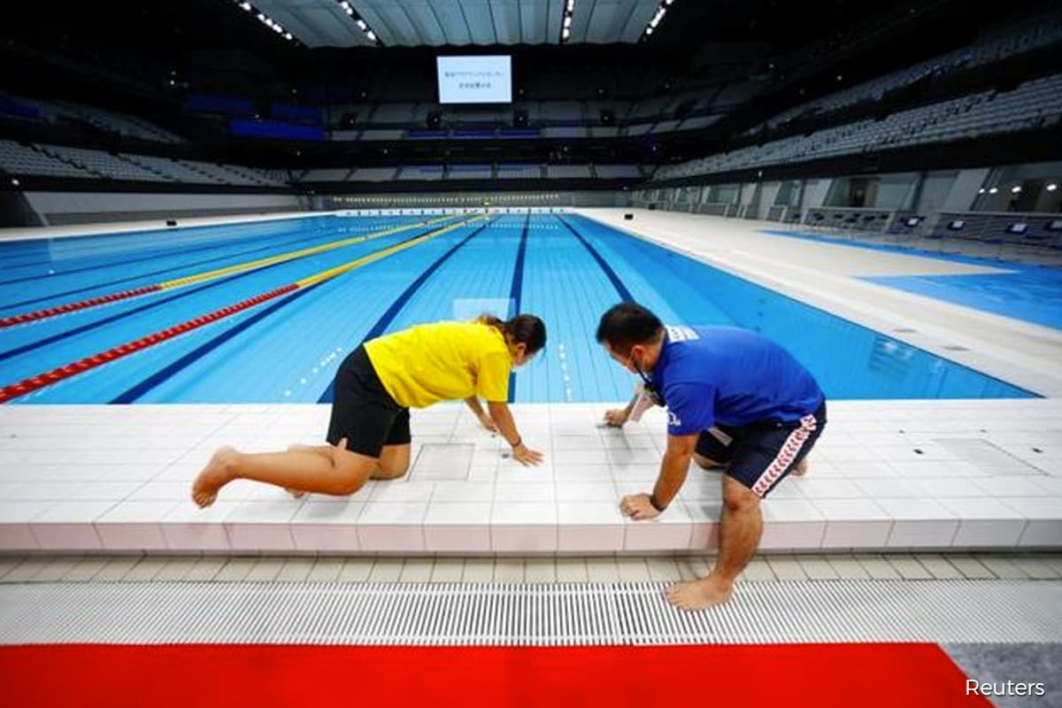 Tokyo Olympic organisers hit by test event cancellations for some pool sports