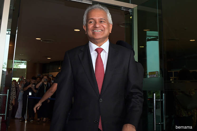 AG's opening statement at Najib's SRC trial
