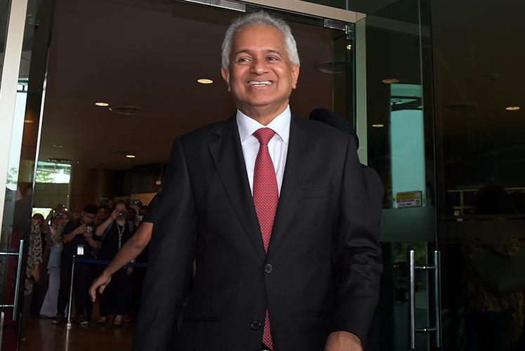 Tribunal proceedings on EC not merely academic — Tommy Thomas