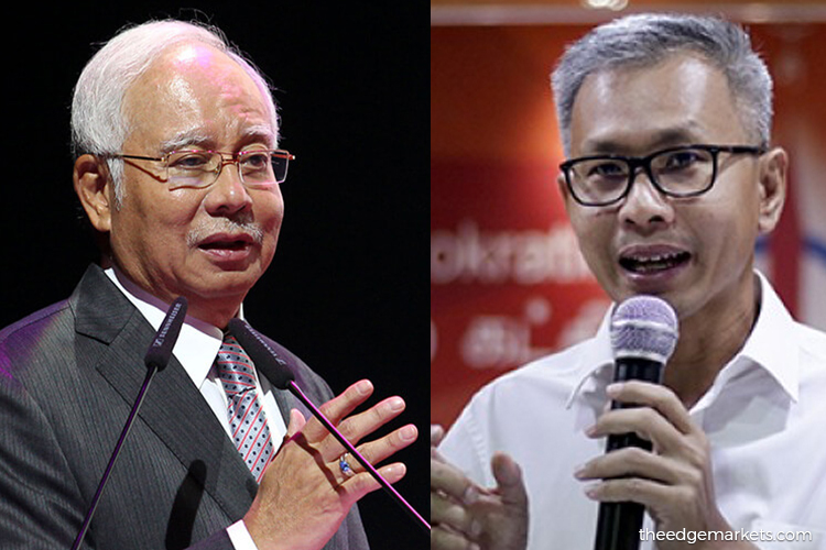 Pua vs Najib: Court of Appeal to decide on Najib's defamation suit withdrawal