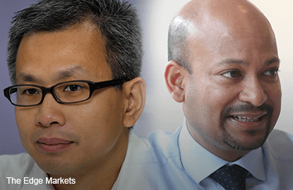 Arul to Pua: Resign from PAC and we will have a 'live talk show'