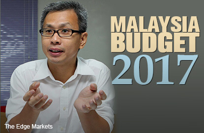Pua: Budget 2017 shows govt running out of money