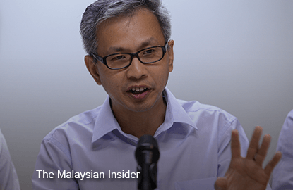 PAC member joins calls for Pua to quit panel before 1MDB debate