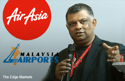 Tony Fernandes to Malaysia Airports: 'Stop denying the fact' that KLIA2 is a low-cost hub