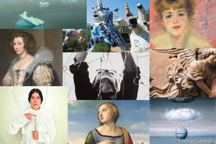 Top 10 art exhibitions to see in 2020