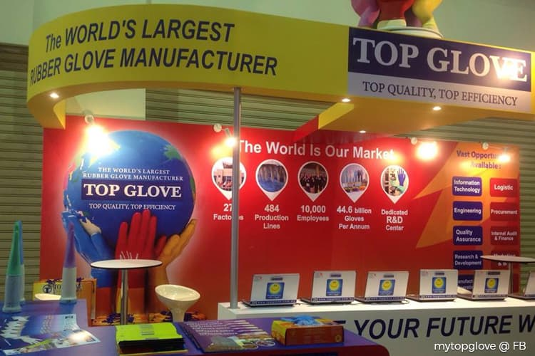 Top Glove downgraded to hold at Maybank; price target RM5.10