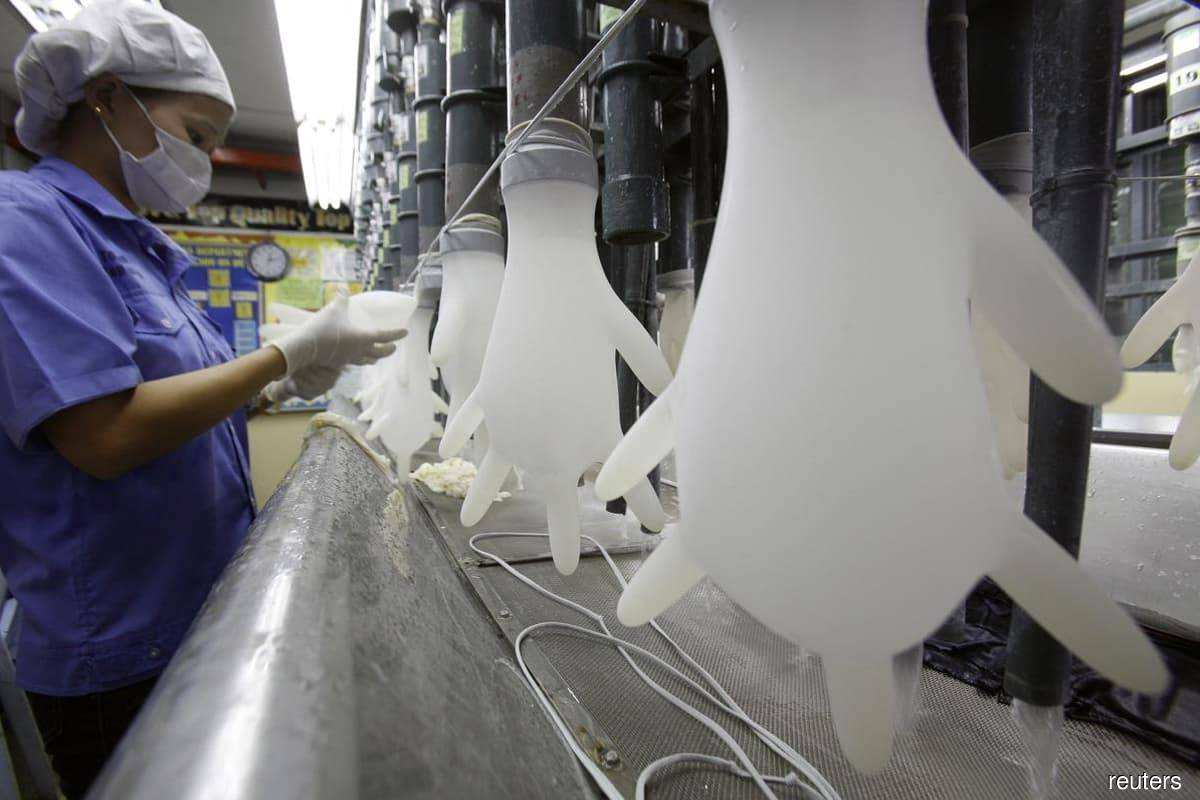 In latest presentation, Top Glove says annual production capacity hit 91 billion pieces