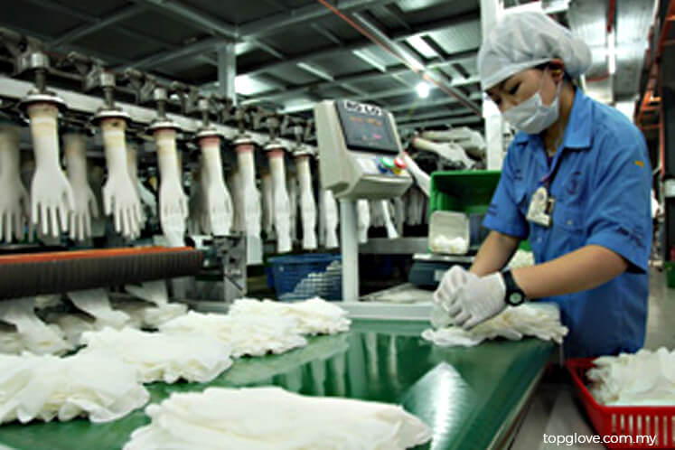 Acquisition of two factories positive for Top Glove