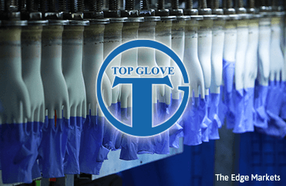 Top Glove targets 20% to 30% sales growth, eyes one or two M&A
