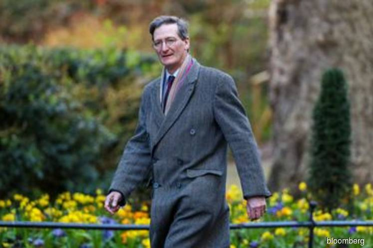 Tory Dominic Grieve seeks to stop suspension of Parliament over Brexit