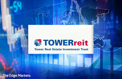 Stock With Momentum: Tower Real Estate Investment Trust