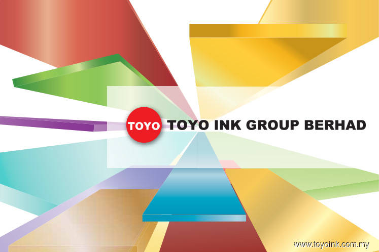 Toyo Ink gets UMA query after shares hit five-year high on limit-up