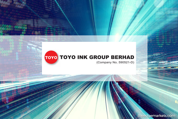 Stock With Momentum: Toyo Ink Group