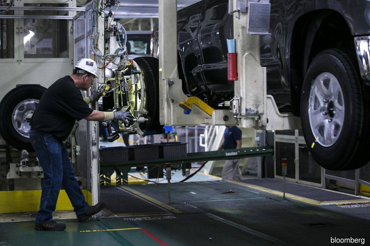 Toyota says chip shortage impacting output of Texas-made trucks