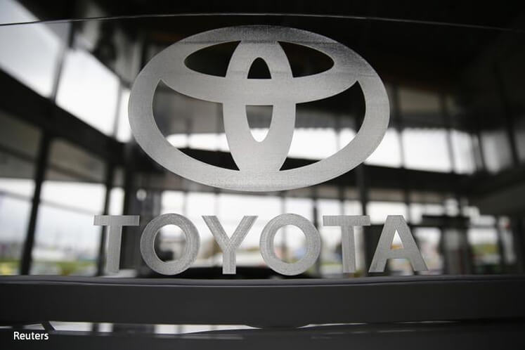 Toyota recalls 3.2 million vehicles globally to fix fuel pumps