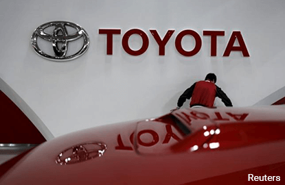Toyota invests US$1.33 bil in Kentucky plant