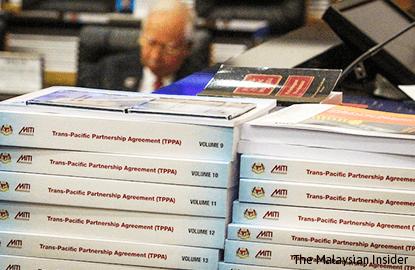 Motion on TPP agreement passed 127-84 in Dewan Rakyat
