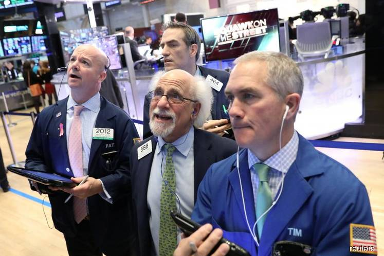 Wall Street advances on trade hopes, tame inflation data