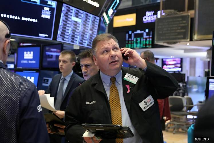 S&P 500 eases amid US-China trade uncertainty