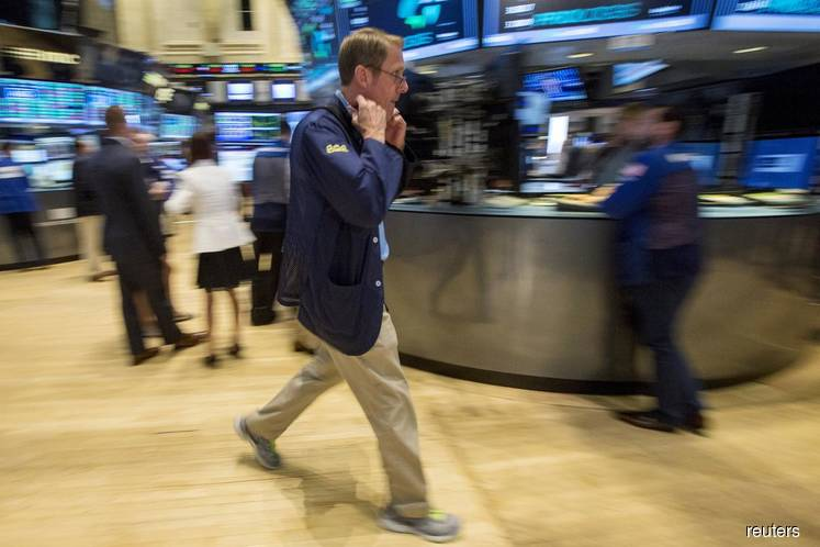 Wall Street rises as Fed's Williams cements rate-cut expectations