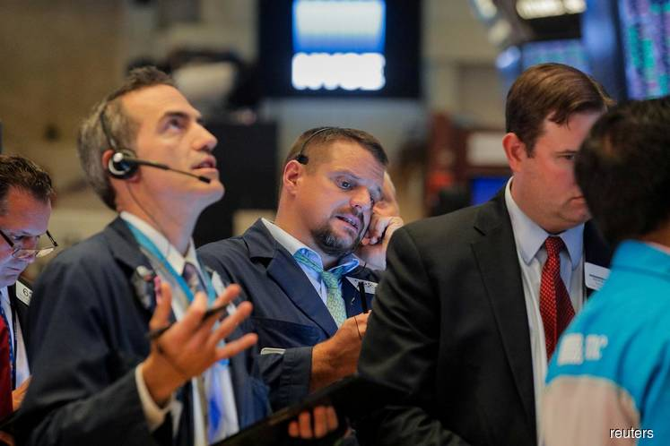 Wall St dips as whistleblower report adds to investor caution