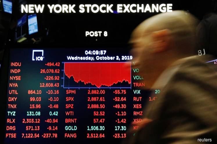 Wall Street tumbles as trade war threatens U.S. economy