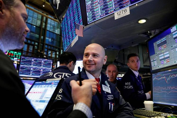 Wall Street bounces back on renewed trade optimism