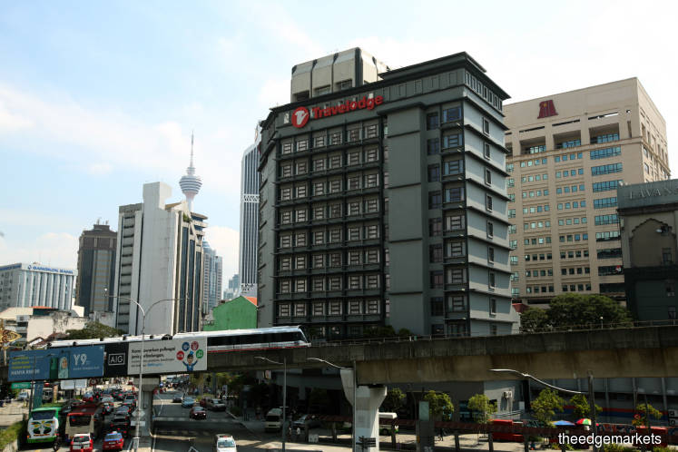 Singapore-listed ICP puts KL hotel on the market, a year after its rebranding