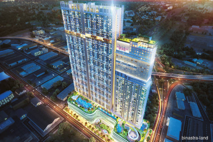 Trion@KL in Jalan Chan Sow Lin 70% sold