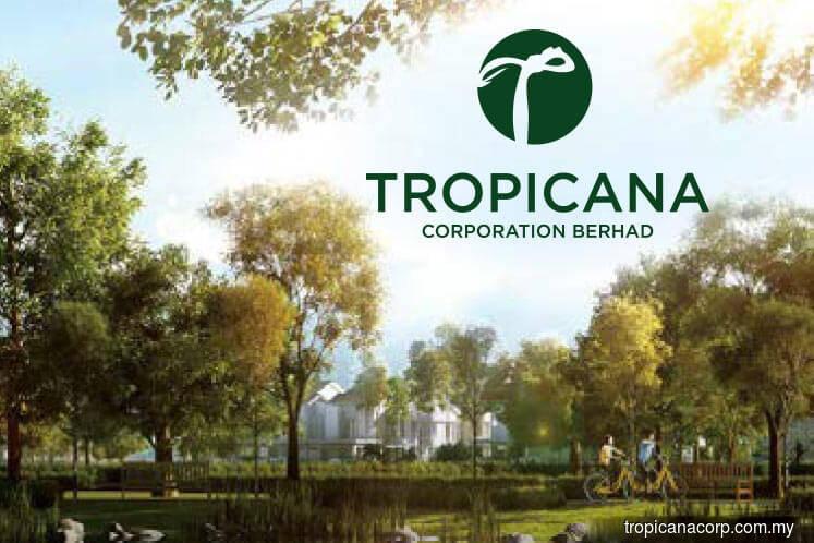 Tropicana 1Q revenue halved on lower sales