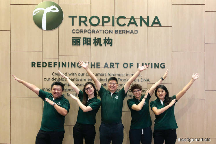An enriching and rewarding experience for Tropicana Corp