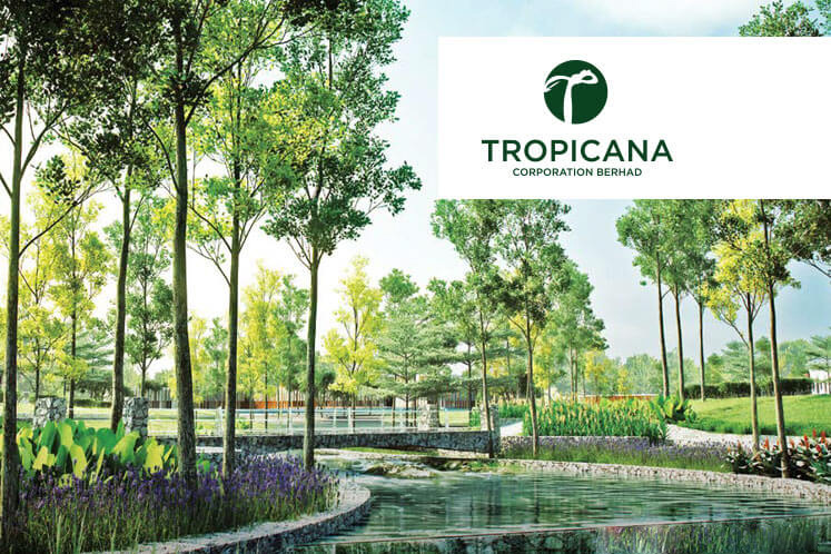 Tropicana subscribes to two firms that own land in Gohtong Jaya